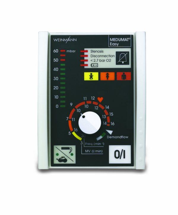 Weinmann MEDUMAT Easy CPR - Display - Frontalansicht