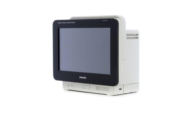 Philips IntelliVue MX450 hat ein elegantes Design. Er ist ein Hingucker in den Krankenhäusern, in dem er eingesetzt wird.