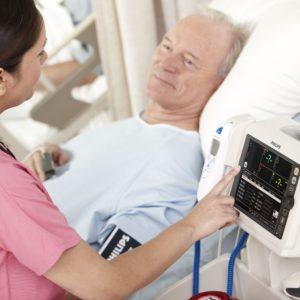Patientenmonitore für Blutdruck und SpO2