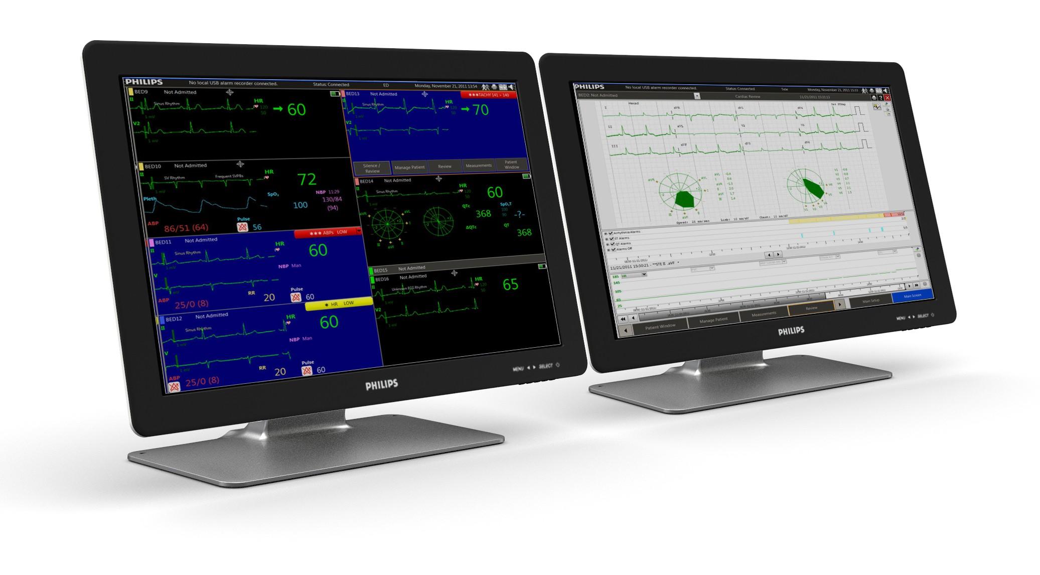 Philips IntelliVue MX40 / Tragbarer Telemetrie