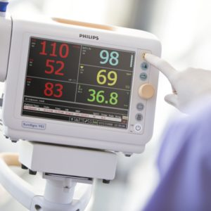Monitoring Philips SureSigns